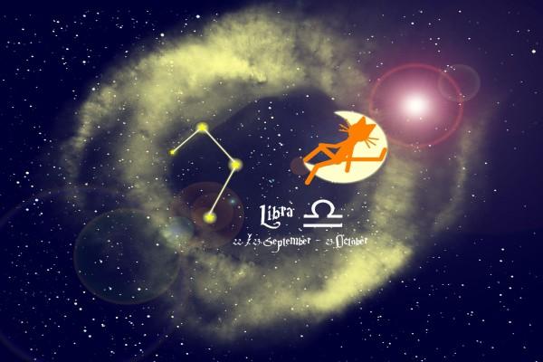 Gato en el horóscopo de Libra