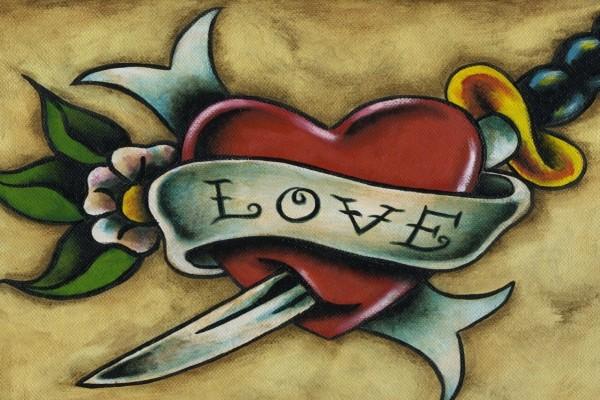 Pintura de amor