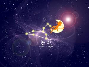 Gato en el horóscopo de Leo