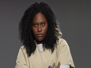Postal: Taystee, personaje de Orange is the new Black