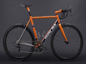 Postal: Bicicleta Baum