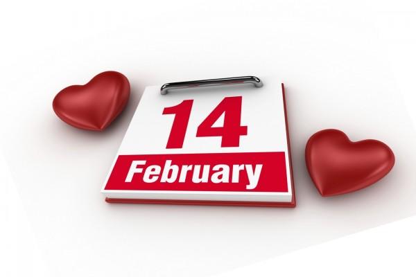 14 de Febrero Día de San Valentín