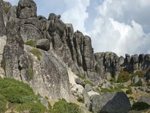 Rocas redondeadas