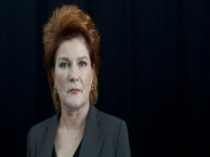 La actriz Kate Mulgrew