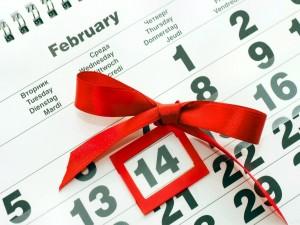 14 de Febrero, Día de San Valentín