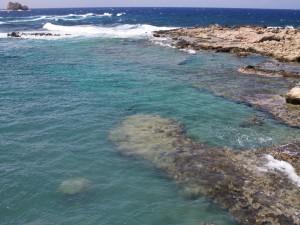 La costa de Gramvousa