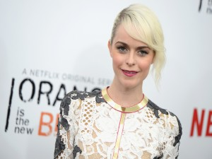 "Taryn Manning actriz en la serie ""Orange is the new Black"""