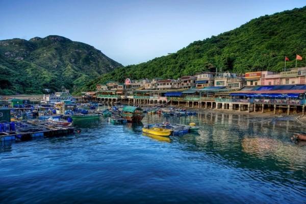 Isla Lamma, Hong Kong