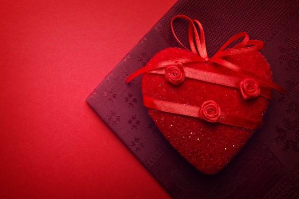 Bonito corazón para regalar el Día de San Valentín