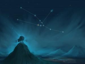 Tauro y su constelación