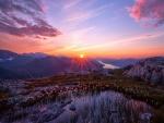 Un hermoso amanecer