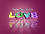 Amor reflejado y Feliz Día de San Valentín
