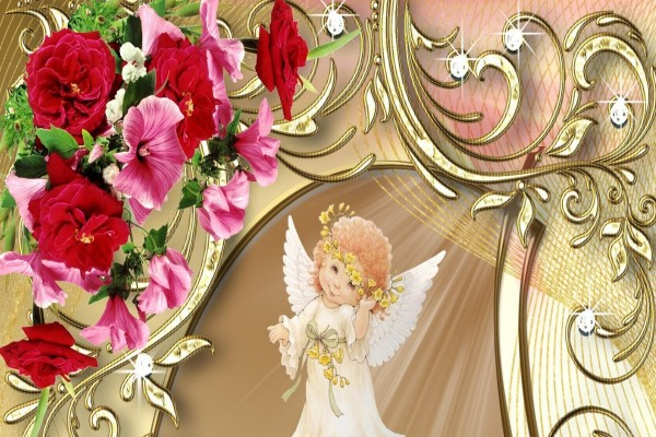 La ternura de un ángel