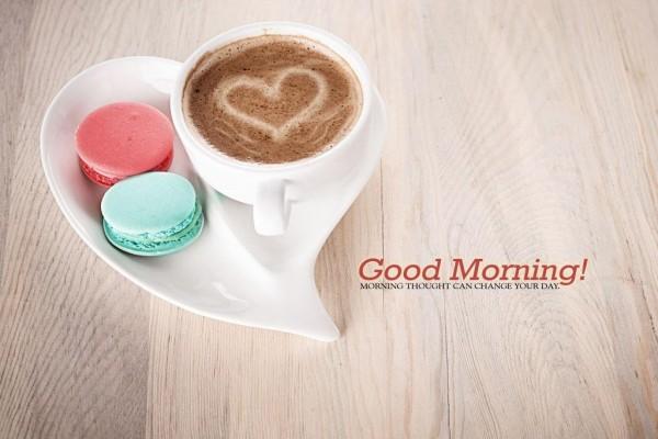 ¡Buenos días amor!