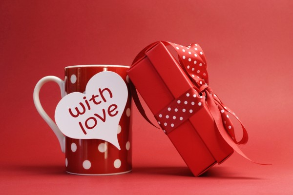 Reaglos con amor para el Día de San Valentín