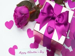 Regalo del amor para el Día de San Valentín