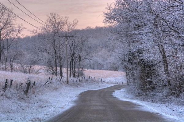 Una mañana de invierno
