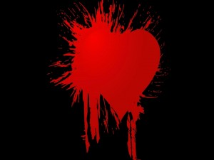 Corazón sangriento