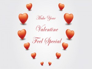 Postal: Especial Día de San Valentín