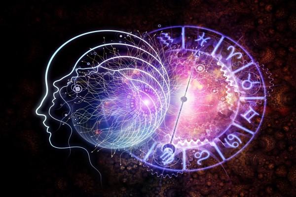 Símbolos zodiacales dentro de un círculo