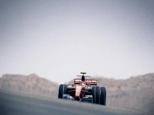 Postal: Coche de F1