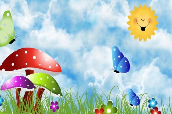 Día perfecto de verano