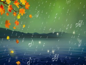 Música en otoño