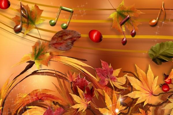 Melodía de otoño