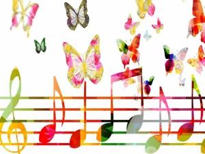 La melodía de las mariposas