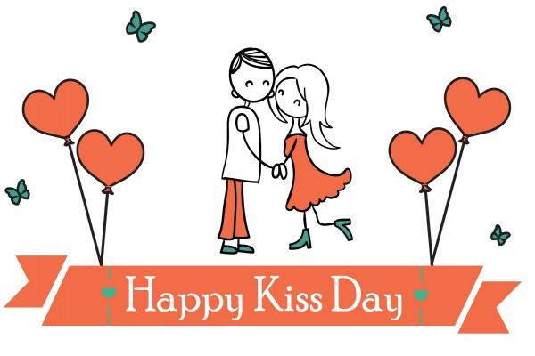 Feliz Día del Beso