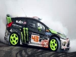 Un Ford de competición