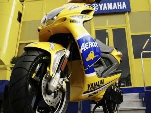 Postal: Yamaha Aerox