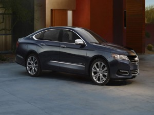Postal: Chevrolet Impala
