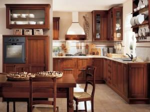 Postal: Una hermosa cocina