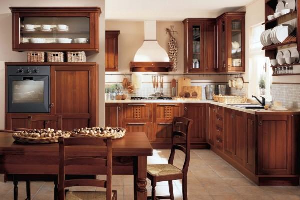 Una hermosa cocina