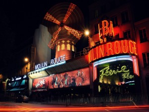 El Moulin Rouge (París)