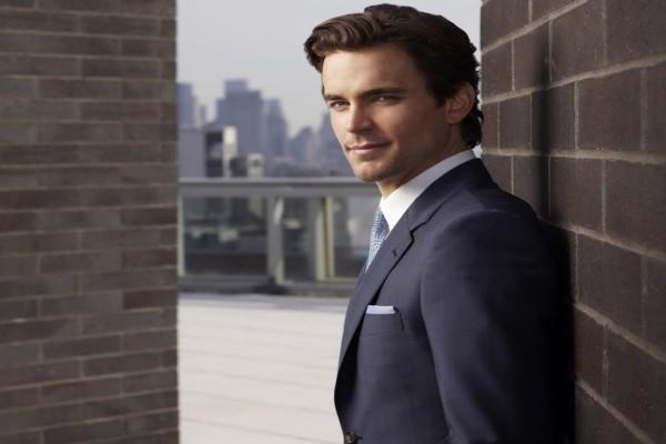 El guapo Matt Bomer