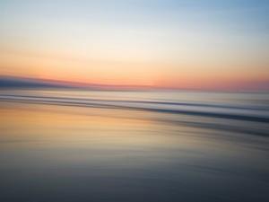 Postal: La belleza del mar y el cielo