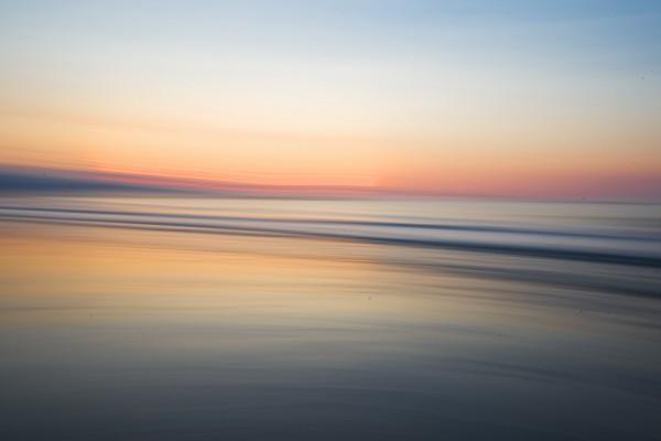La belleza del mar y el cielo