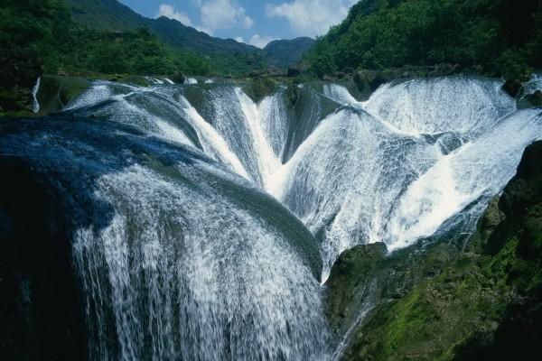 Hermosas cascadas