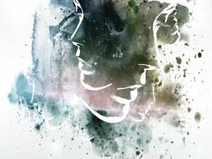 Caras abstractas