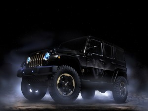Jeep Wrangler Dragon