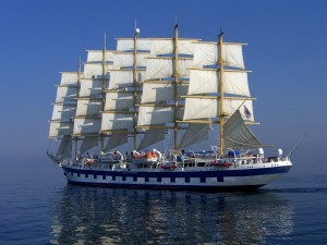 El gran velero Star Clippers