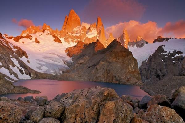 Monte Fitz Roy, Patagonia
