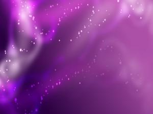 Postal: Luz púrpura