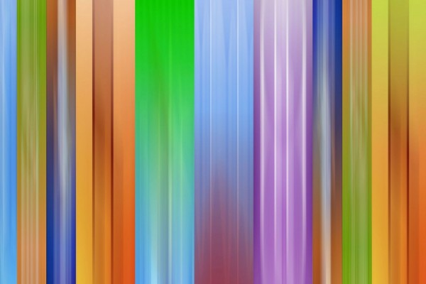 Rayas y líneas de colores
