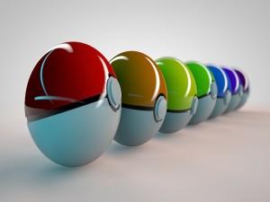 Bolas Pokémon