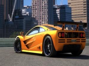 Postal: McLaren F1 LM
