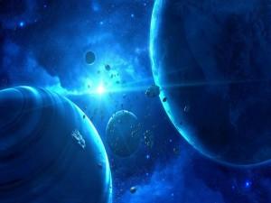 Planetas en movimiento