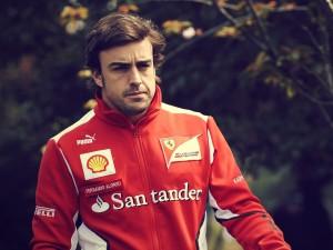Fernando Alonso, piloto de Fórmula 1 en la escudería Ferrari